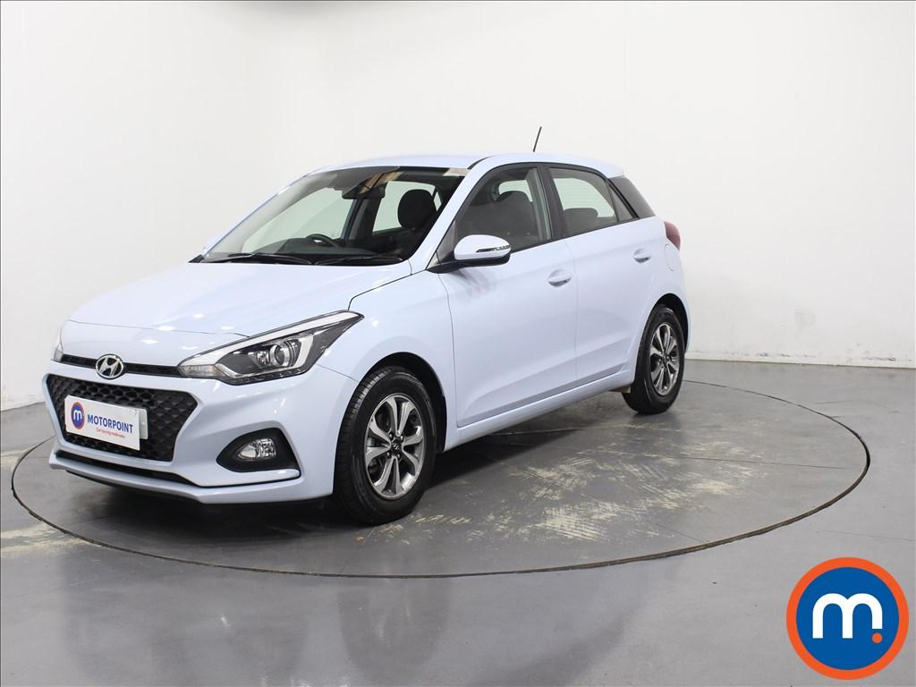 Hyundai I20 SE - Stock Number 1095022 Passenger side front corner