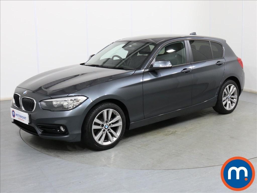 BMW 1 Series Sport - Stock Number 1098003 Passenger side front corner