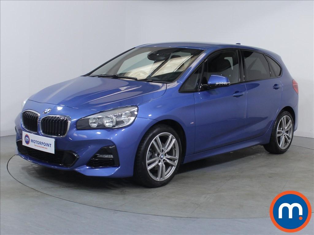 BMW 2 Series M Sport - Stock Number 1096705 Passenger side front corner