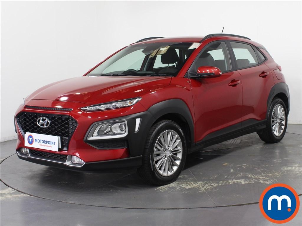 Hyundai Kona SE - Stock Number 1096593 Passenger side front corner