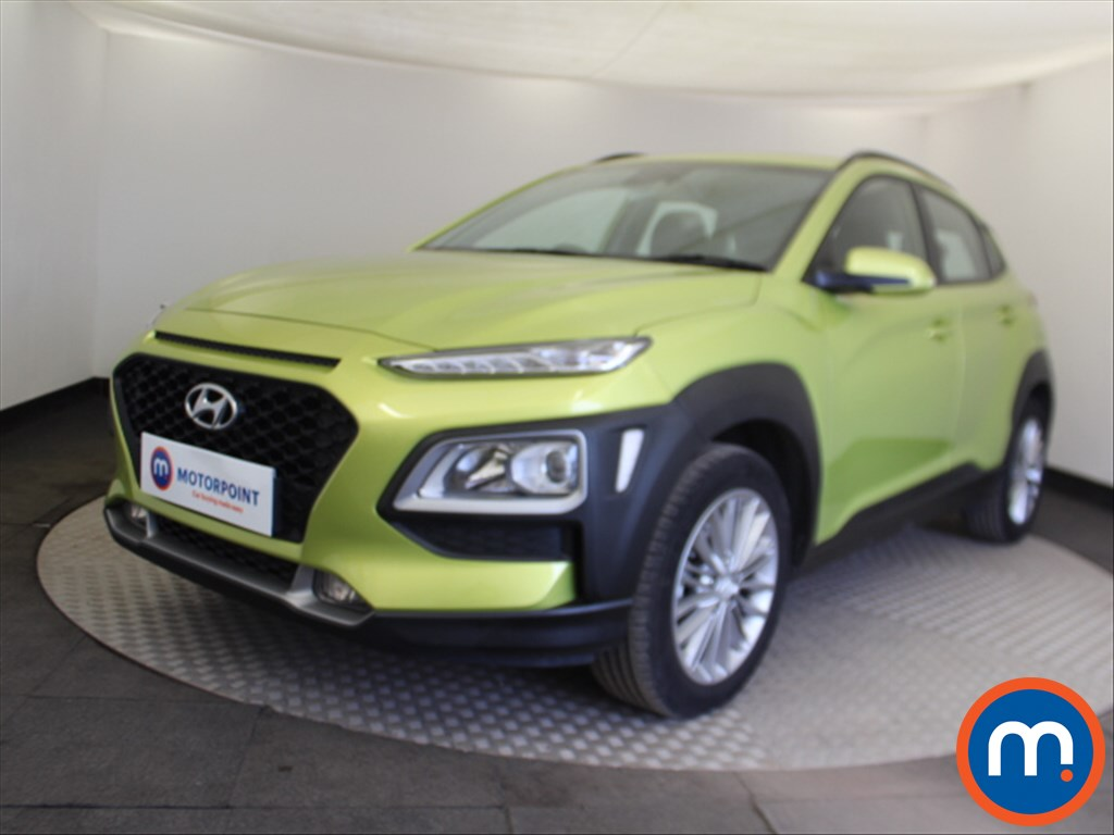 Hyundai Kona SE - Stock Number 1096606 Passenger side front corner