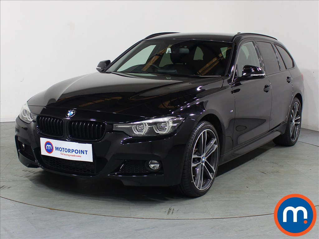 BMW 3 Series M Sport Shadow Edition - Stock Number 1095134 Passenger side front corner