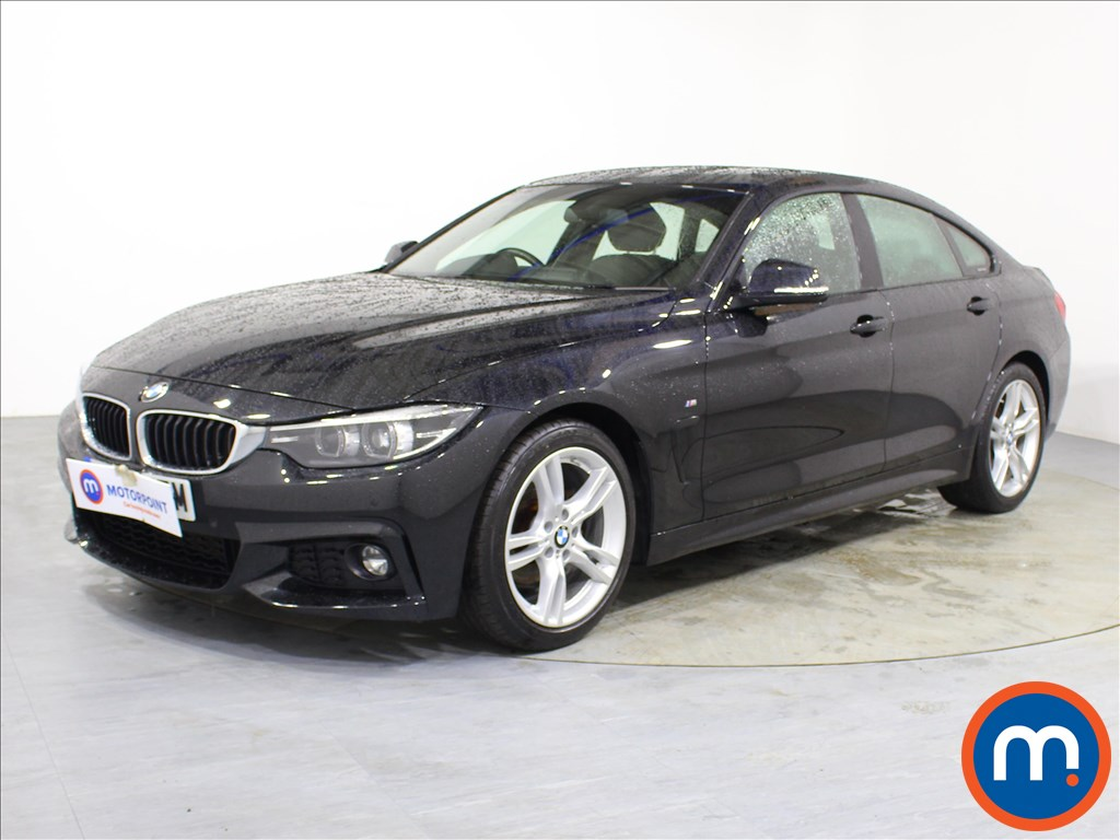 BMW 4 Series M Sport - Stock Number 1092124 Passenger side front corner