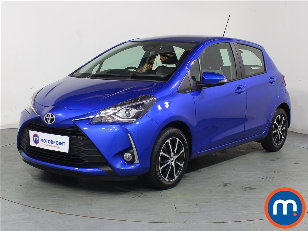 Toyota Yaris Icon Tech - Stock Number 1093410 Passenger side front corner