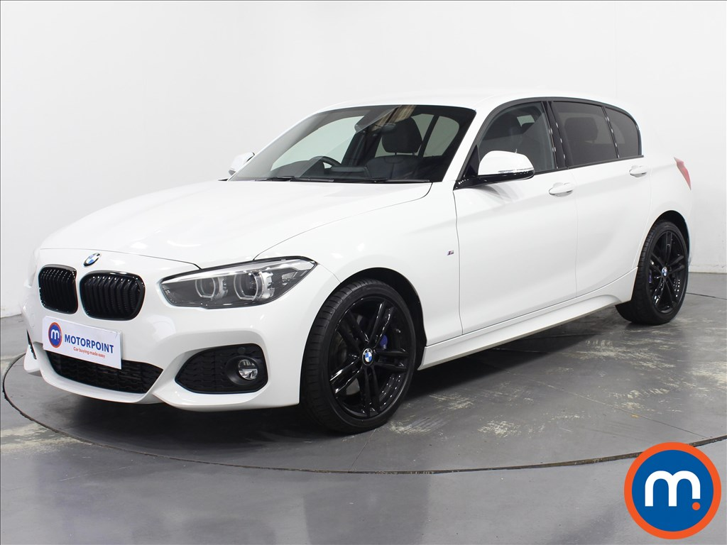 BMW 1 Series M Sport Shadow Edition - Stock Number 1087239 Passenger side front corner