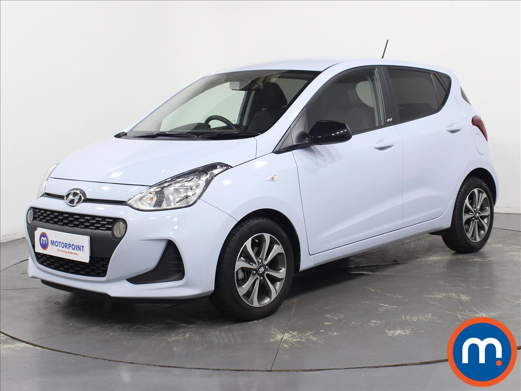 Hyundai I10 Play - Stock Number 1095248 Passenger side front corner