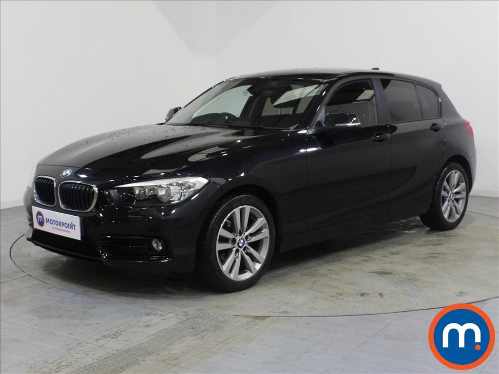 BMW 1 Series Sport - Stock Number 1097138 Passenger side front corner