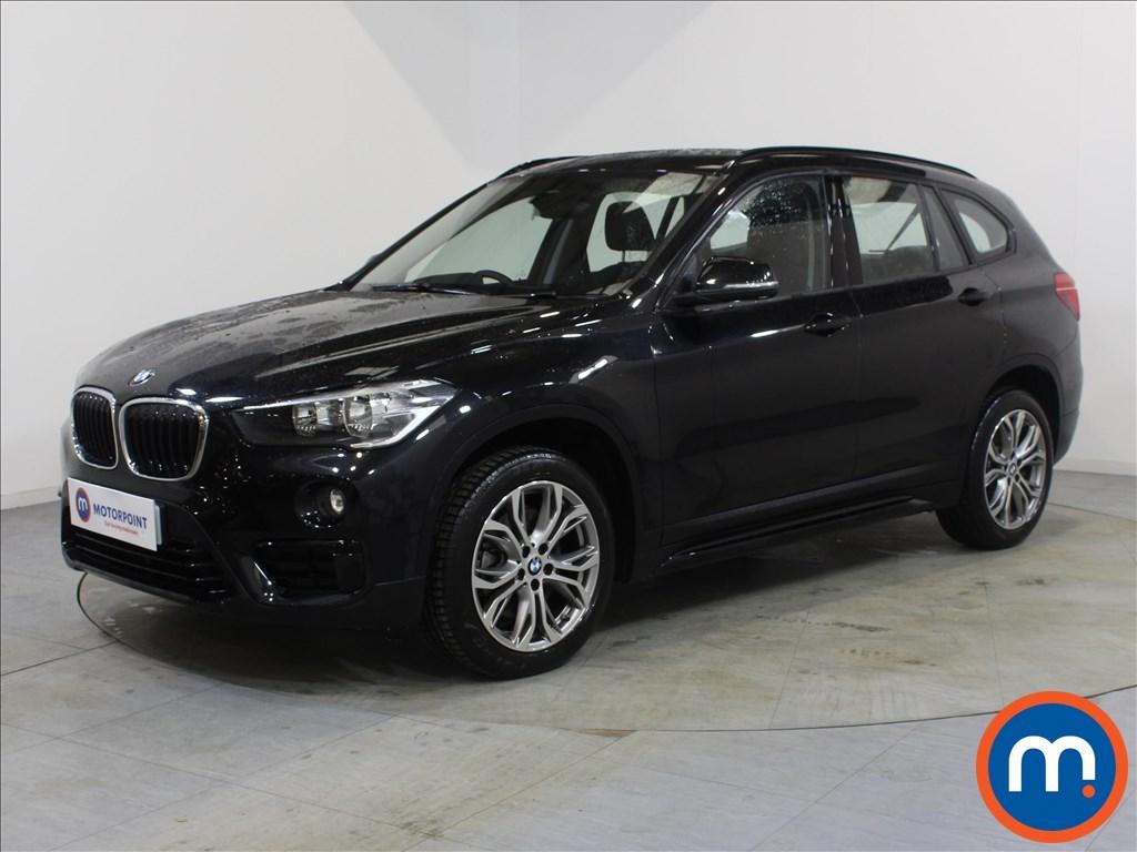 BMW X1 Sport - Stock Number 1098399 Passenger side front corner