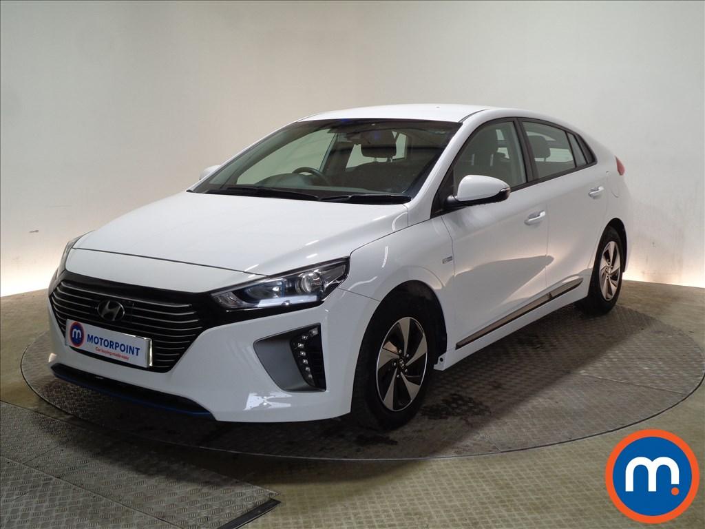 Hyundai Ioniq SE - Stock Number 1080087 Passenger side front corner