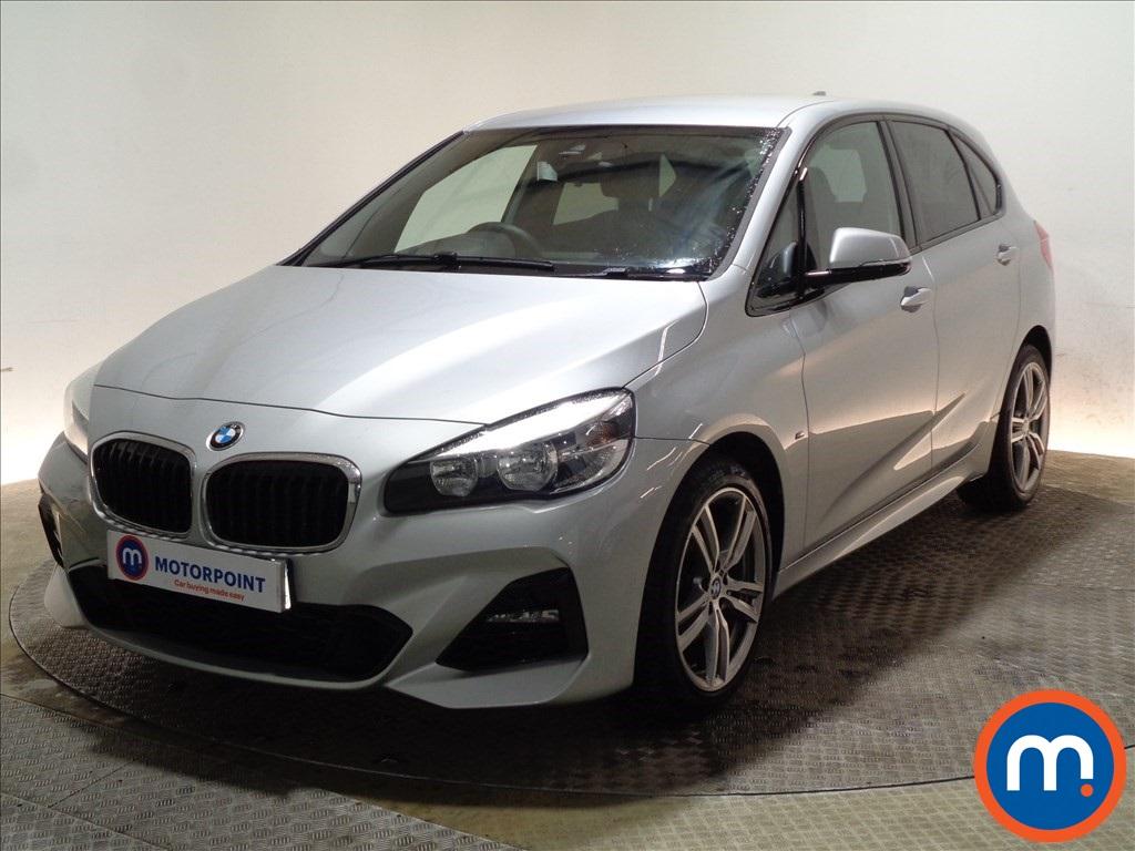 BMW 2 Series M Sport - Stock Number 1096720 Passenger side front corner