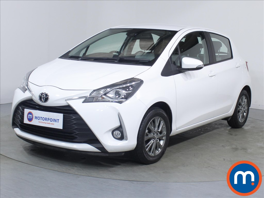 Toyota Yaris Icon - Stock Number 1092977 Passenger side front corner