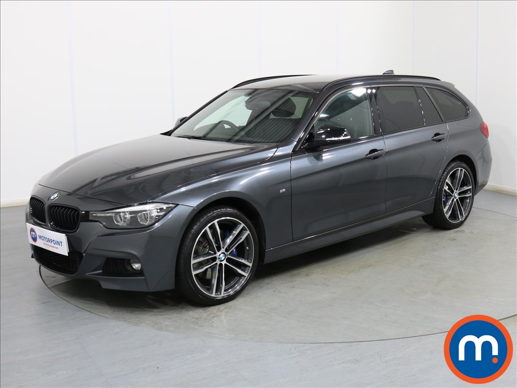 BMW 3 Series M Sport Shadow Edition - Stock Number 1098455 Passenger side front corner