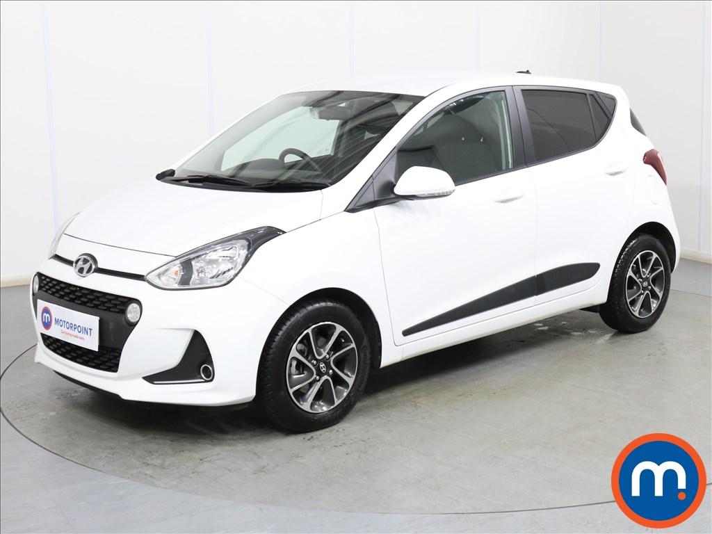 Hyundai I10 Premium - Stock Number 1095290 Passenger side front corner