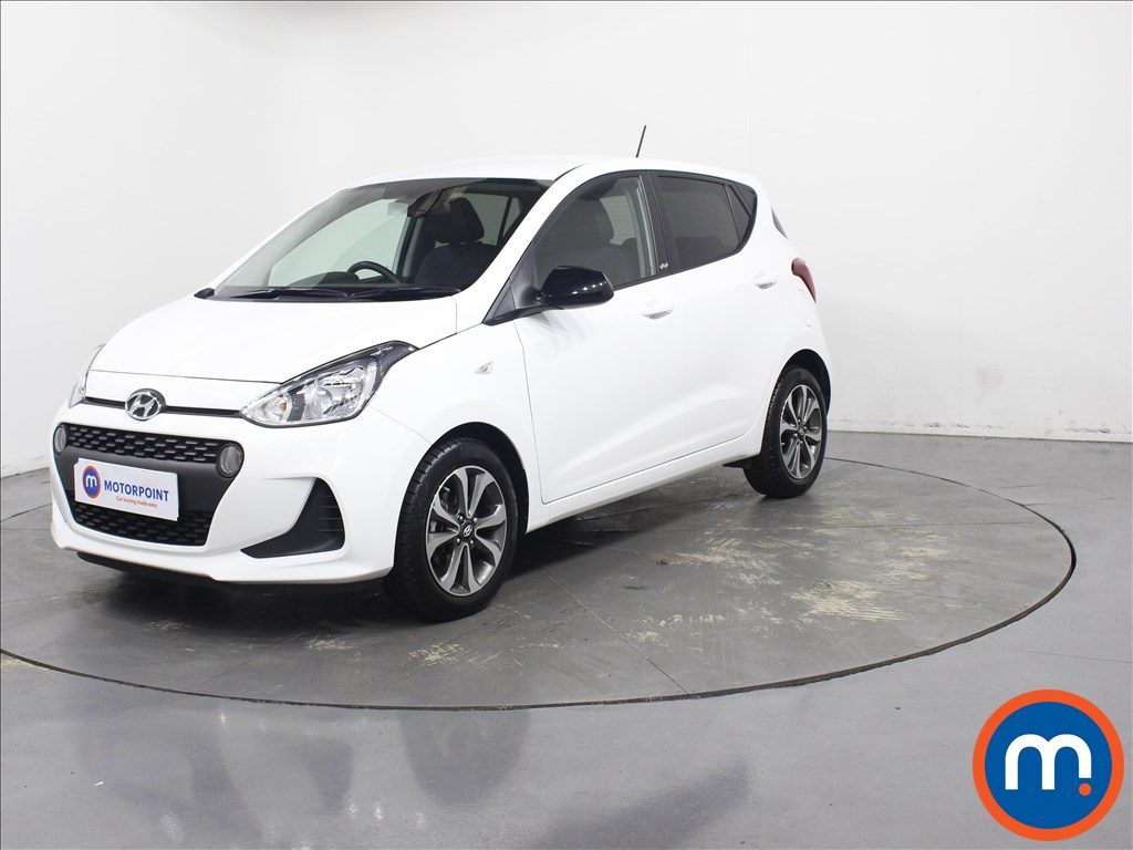 Hyundai I10 Play - Stock Number 1095338 Passenger side front corner