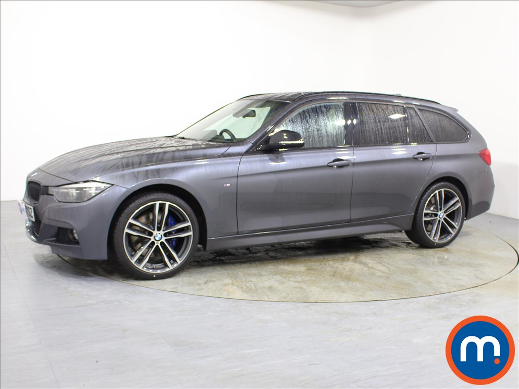 BMW 3 Series M Sport Shadow Edition - Stock Number 1095114 Passenger side front corner