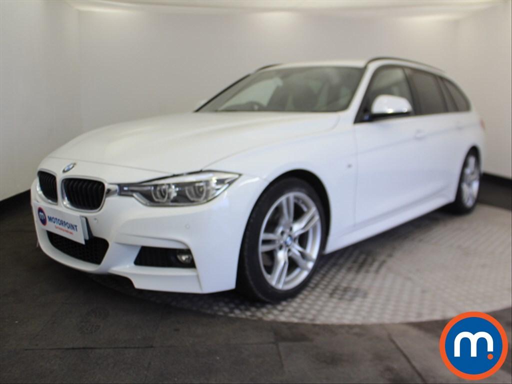 BMW 3 Series M Sport - Stock Number 1097135 Passenger side front corner