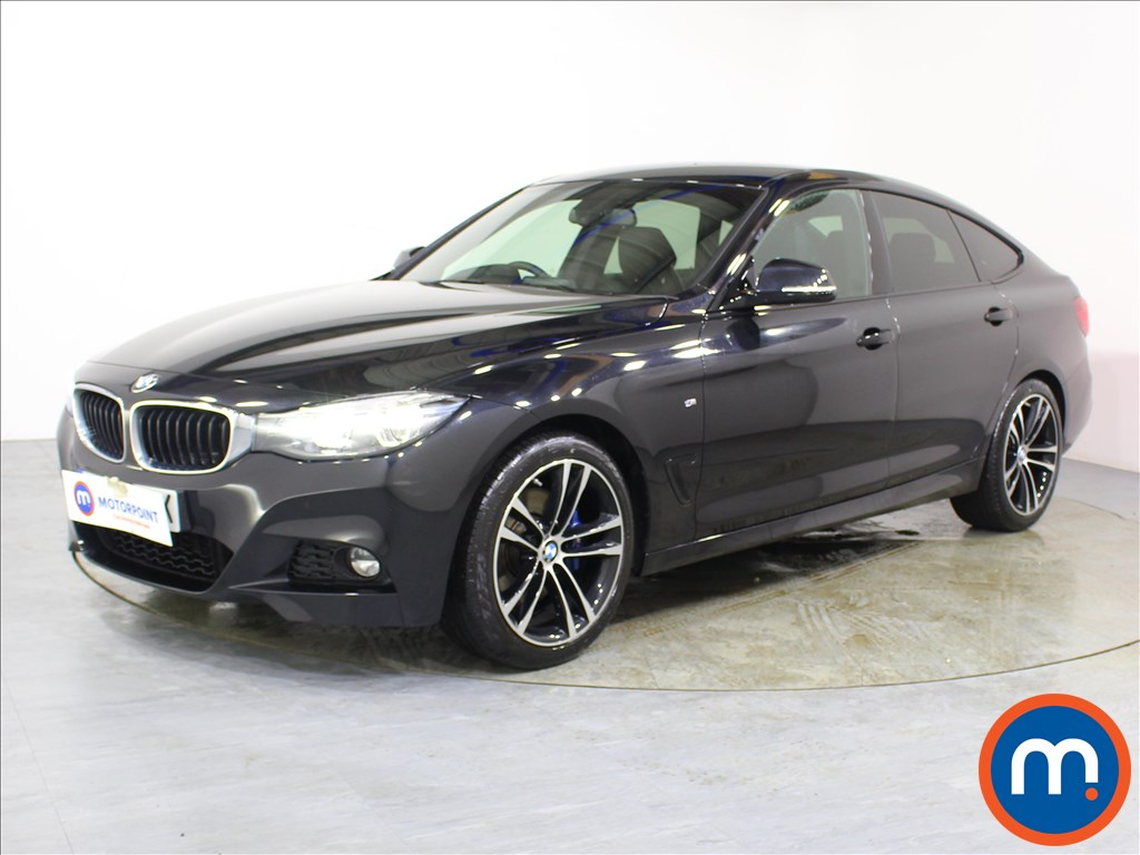 BMW 3 Series M Sport - Stock Number 1096564 Passenger side front corner