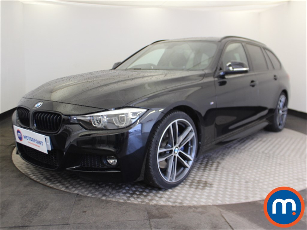 BMW 3 Series M Sport Shadow Edition - Stock Number 1096849 Passenger side front corner