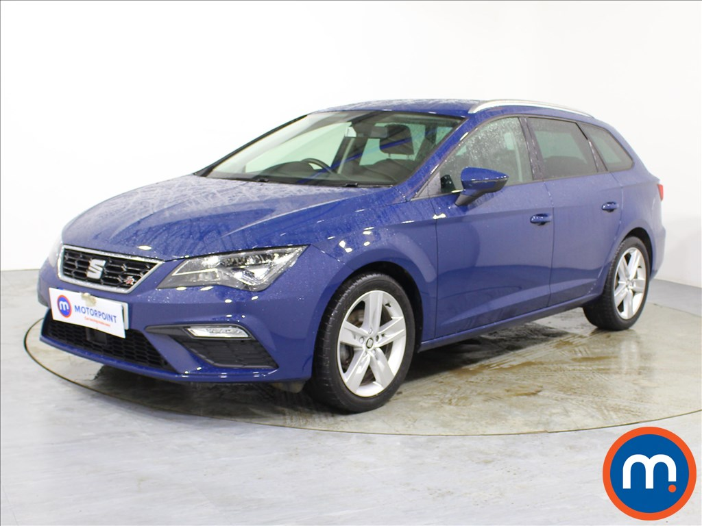 Seat Leon FR Technology - Stock Number 1094559 Passenger side front corner