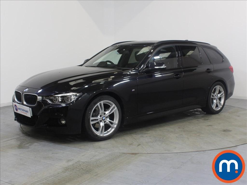BMW 3 Series M Sport - Stock Number 1098461 Passenger side front corner
