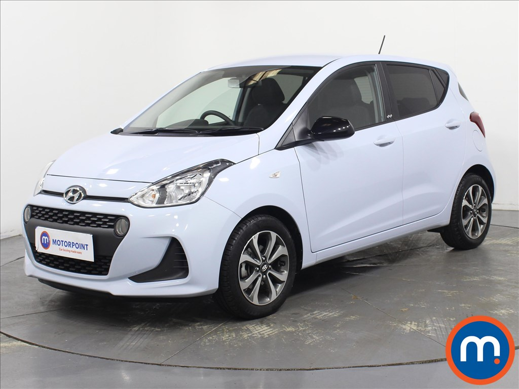 Hyundai I10 Play - Stock Number 1098840 Passenger side front corner