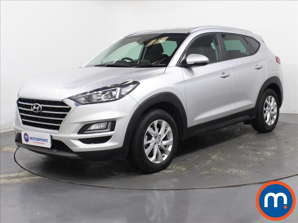 Hyundai Tucson SE Nav - Stock Number 1095060 Passenger side front corner