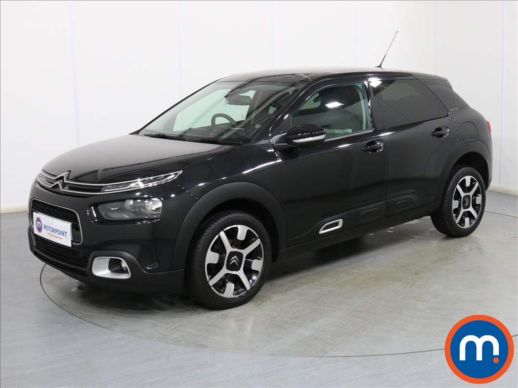 Citroen C4 Cactus Flair - Stock Number 1096161 Passenger side front corner