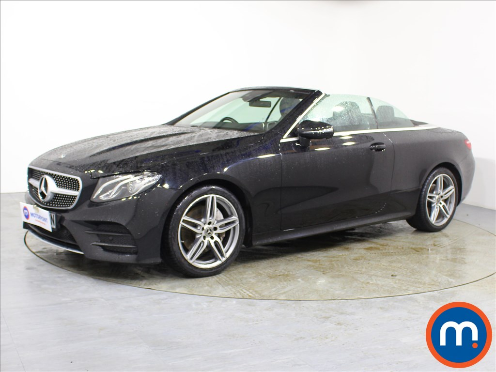 Mercedes-Benz E Class AMG Line - Stock Number 1091140 Passenger side front corner