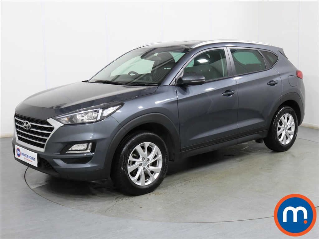 Hyundai Tucson SE Nav - Stock Number 1095082 Passenger side front corner