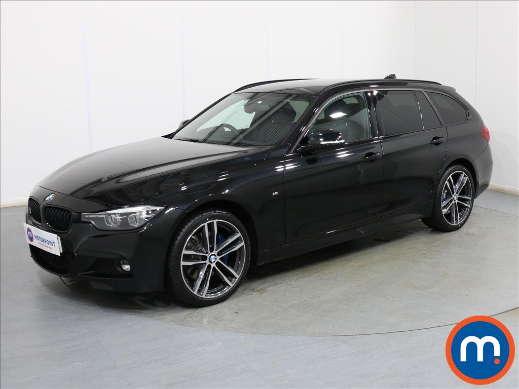 BMW 3 Series M Sport Shadow Edition - Stock Number 1099178 Passenger side front corner
