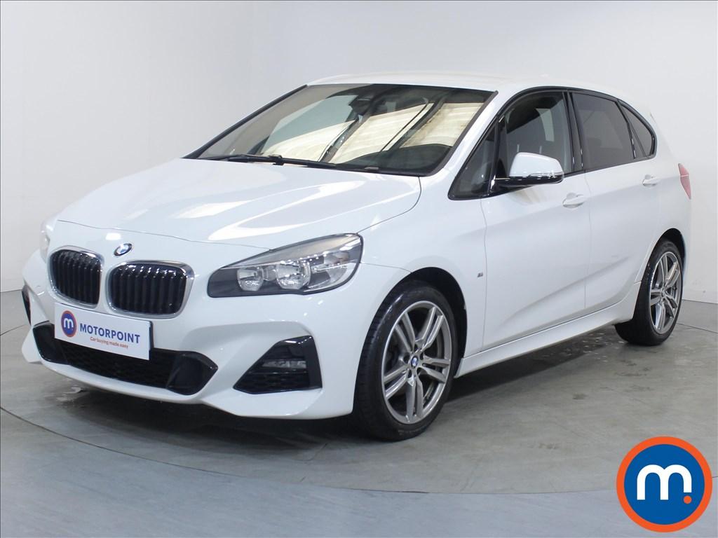 BMW 2 Series M Sport - Stock Number 1099175 Passenger side front corner