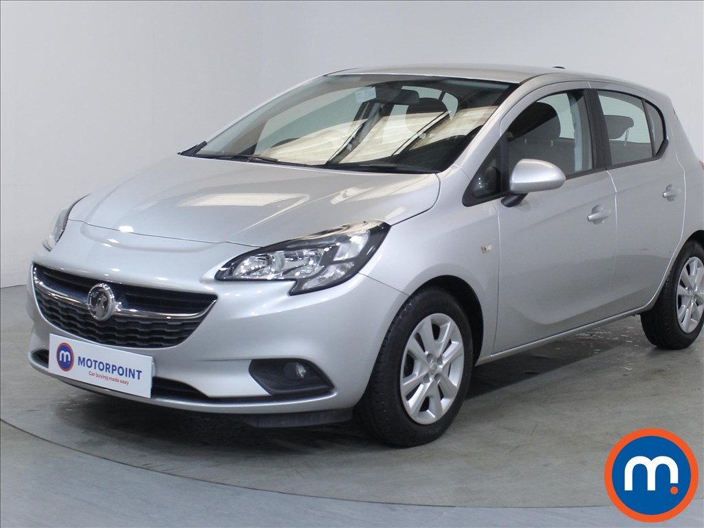 Vauxhall Corsa Design - Stock Number 1096233 Passenger side front corner