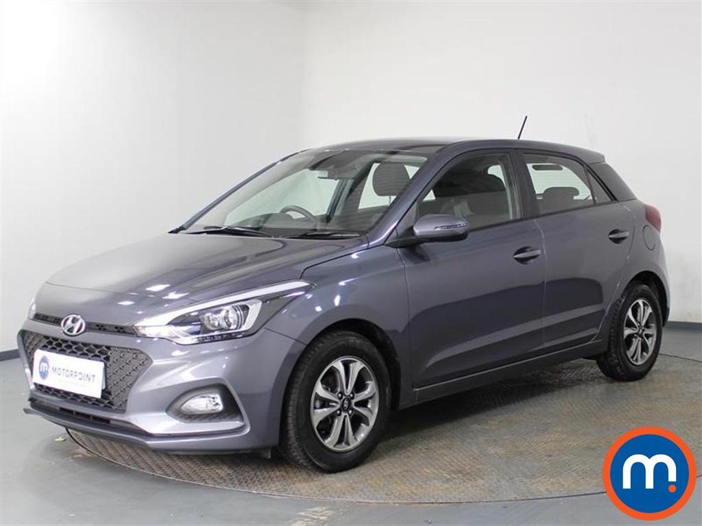 Hyundai I20 SE - Stock Number 1095000 Passenger side front corner