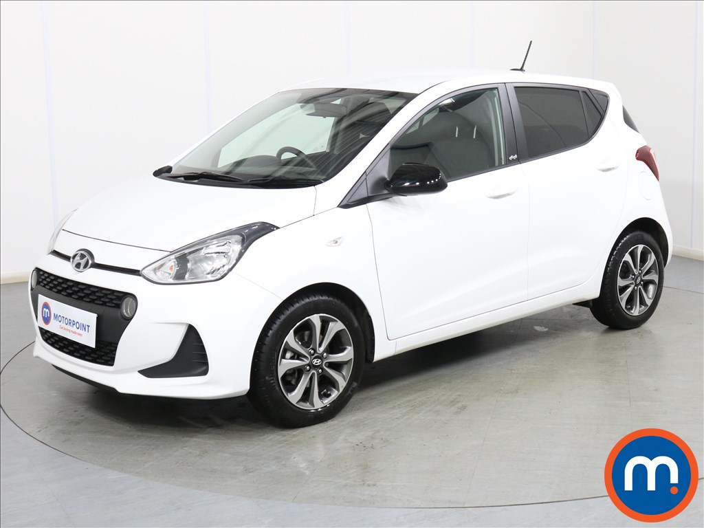 Hyundai I10 Play - Stock Number 1095335 Passenger side front corner