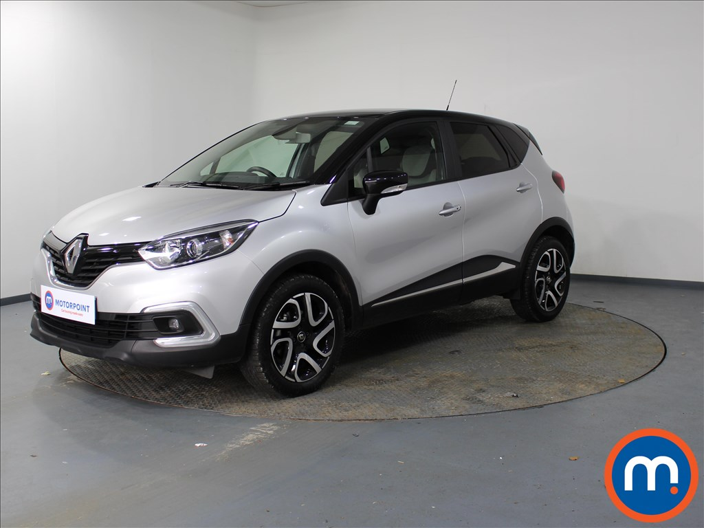 Renault Captur Iconic - Stock Number 1093355 Passenger side front corner