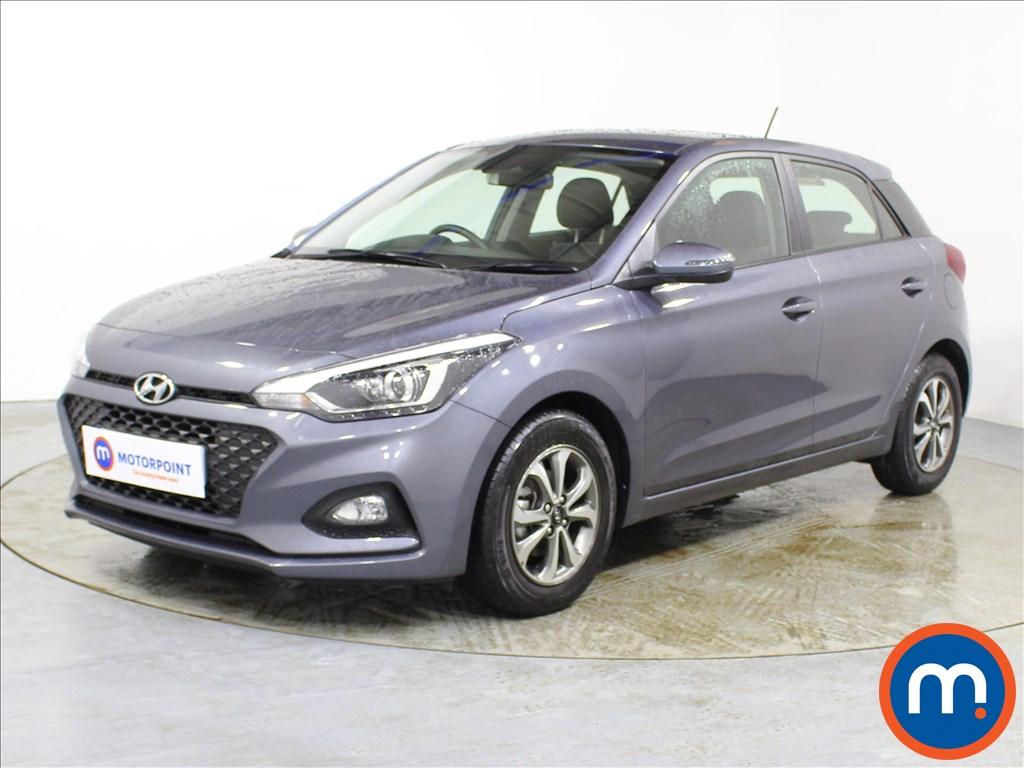 Hyundai I20 SE - Stock Number 1095016 Passenger side front corner