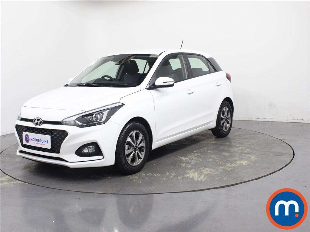 Hyundai I20 SE - Stock Number 1095030 Passenger side front corner
