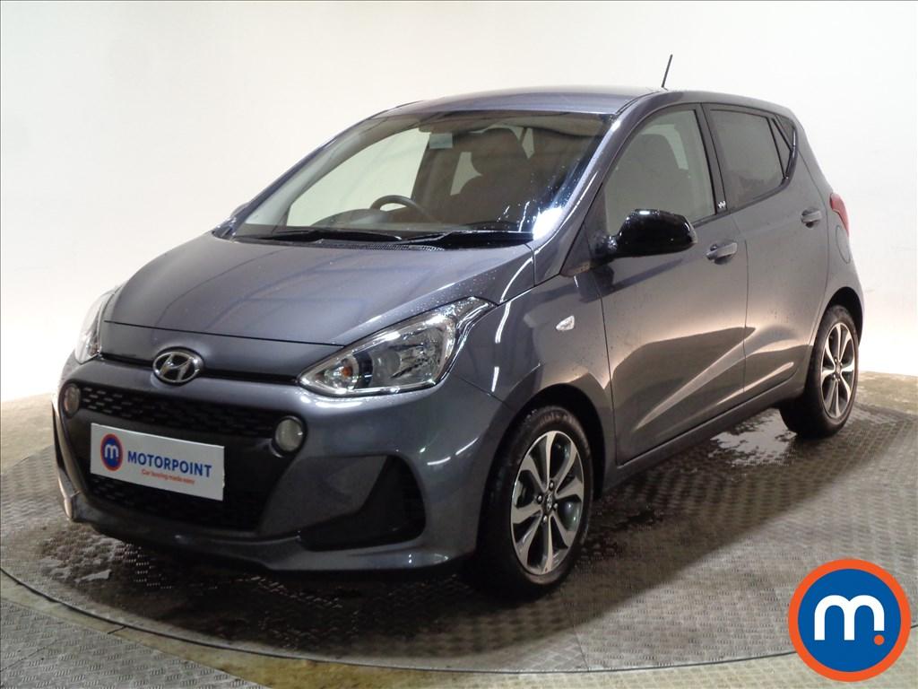 Hyundai I10 Play - Stock Number 1095400 Passenger side front corner