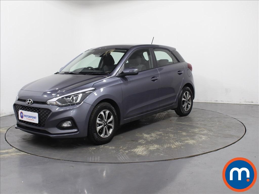 Hyundai I20 SE - Stock Number 1095027 Passenger side front corner