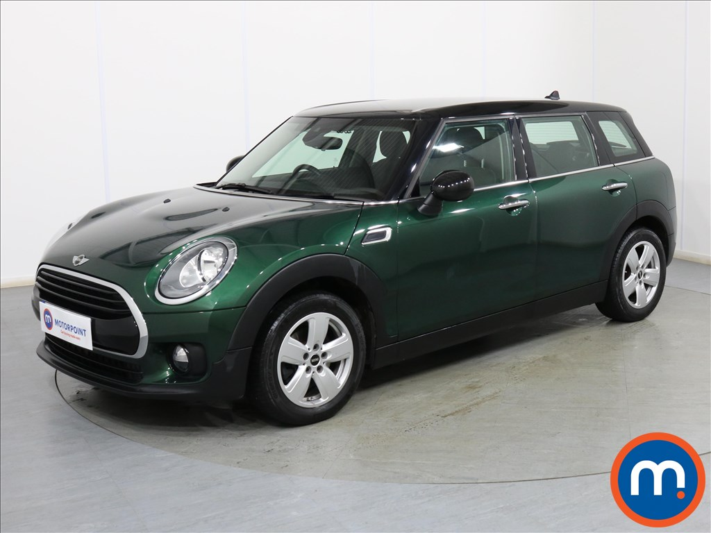 Mini Clubman Cooper - Stock Number 1099582 Passenger side front corner