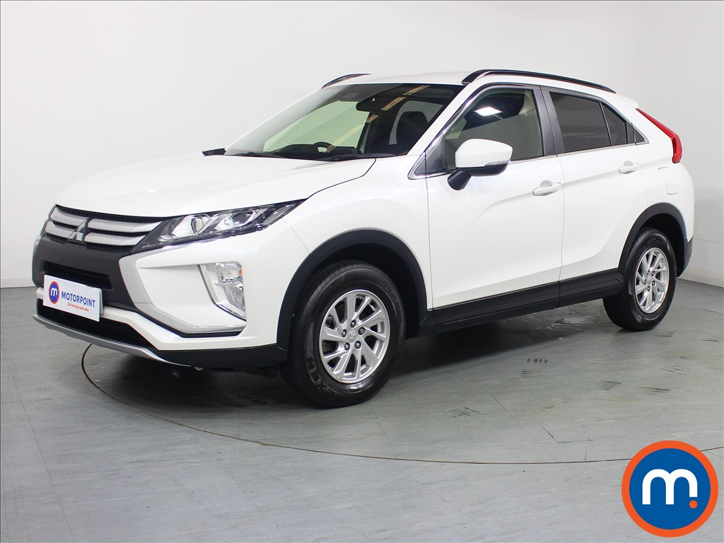 Mitsubishi Eclipse Cross 2 - Stock Number 1098619 Passenger side front corner