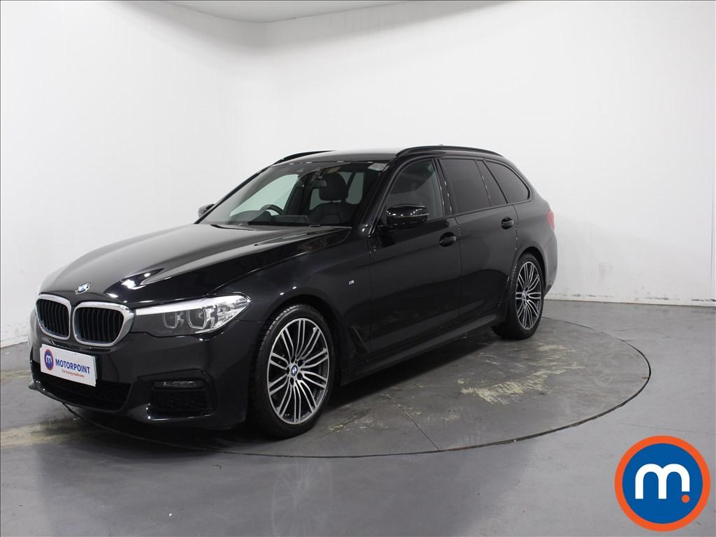 BMW 5 Series M Sport - Stock Number 1095193 Passenger side front corner