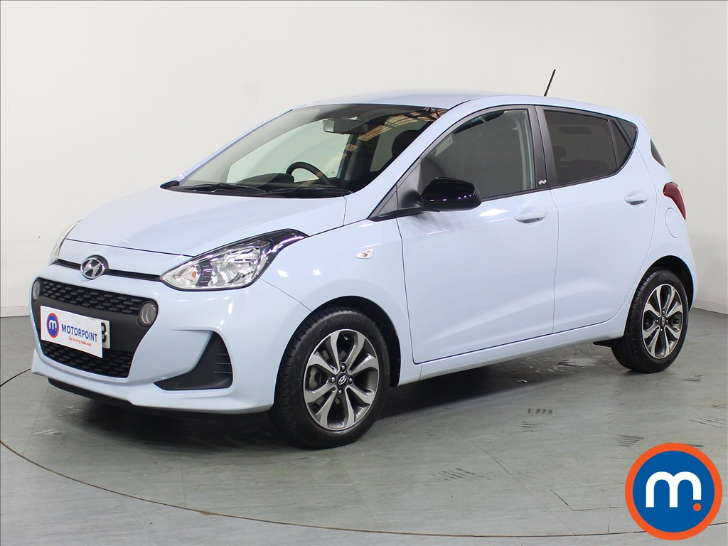 Hyundai I10 Play - Stock Number 1095257 Passenger side front corner