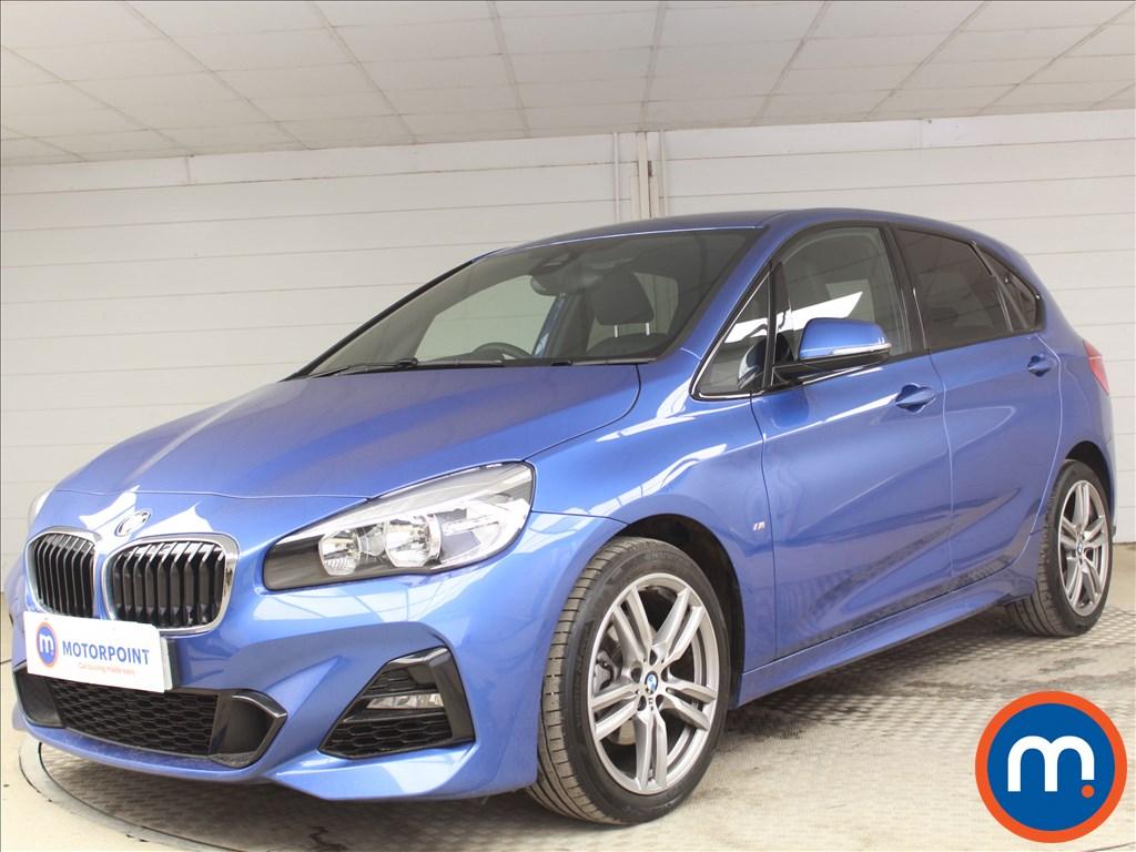 BMW 2 Series M Sport - Stock Number 1096714 Passenger side front corner