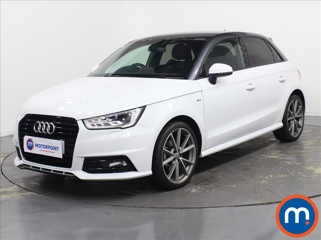 Audi A1 Black Edition Nav - Stock Number 1094447 Passenger side front corner
