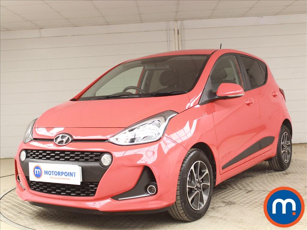 Hyundai I10 Premium - Stock Number 1091163 Passenger side front corner