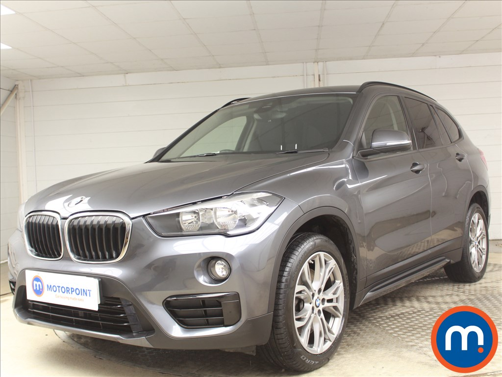 BMW X1 Sport - Stock Number 1096822 Passenger side front corner