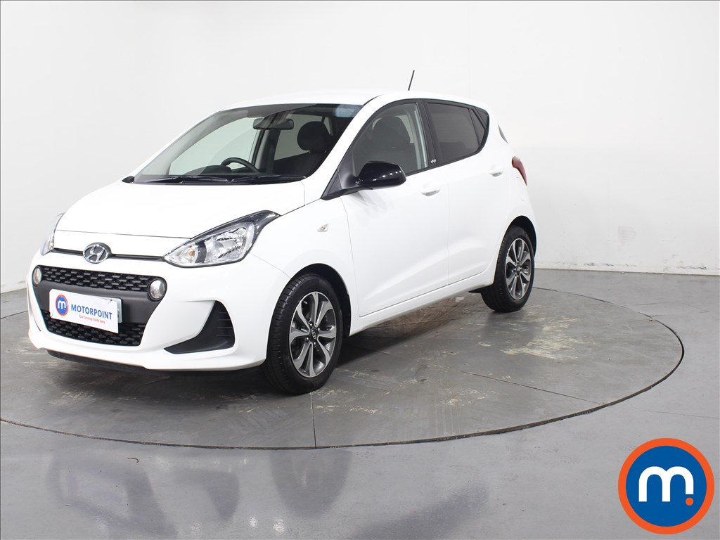 Hyundai I10 Play - Stock Number 1095346 Passenger side front corner