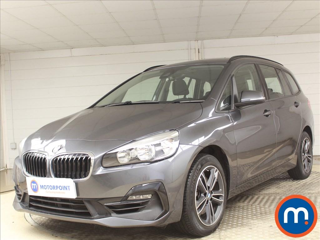 BMW 2 Series Sport - Stock Number 1091915 Passenger side front corner