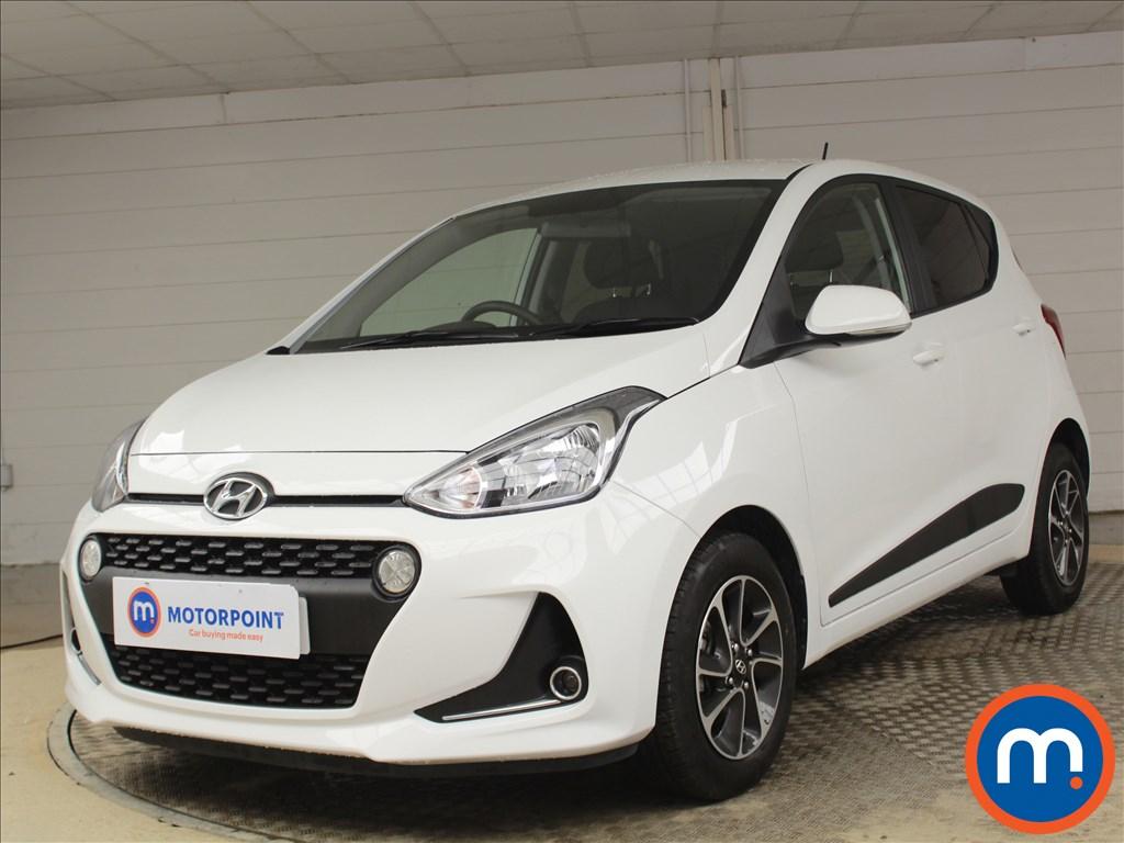 Hyundai I10 Premium - Stock Number 1095361 Passenger side front corner